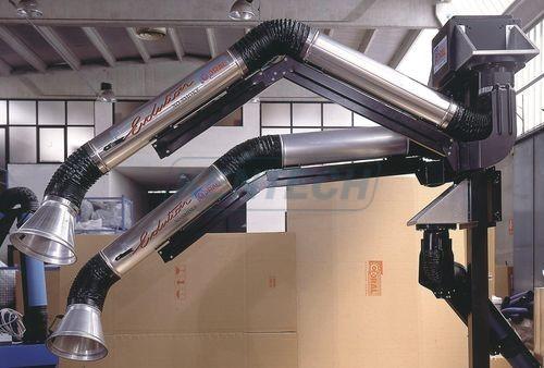 Kentech suction arm double