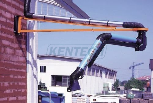Kentech suction arm with extention