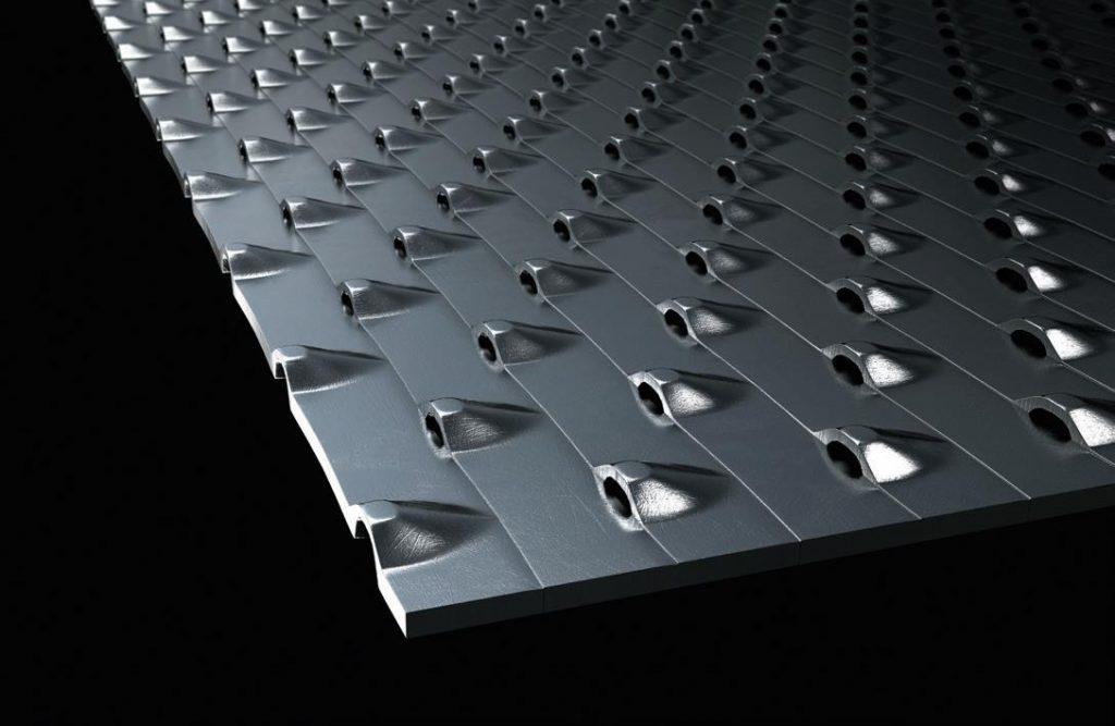 Kentech Conidur Slotted Hole Plate
